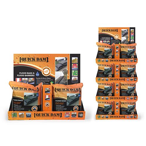 QD Packaging & InStore Display
