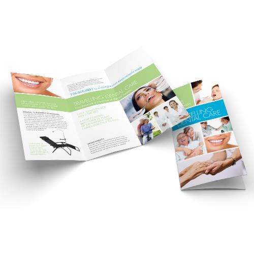 Brochure / Branded with website & digital ads