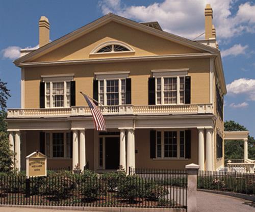 The RJD Mansion