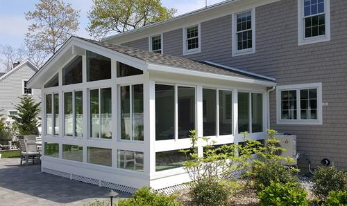 Betterliving Year Round Sunroom, Dennis, MA