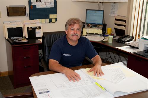 Rob Leal, Project Manager & Estimator