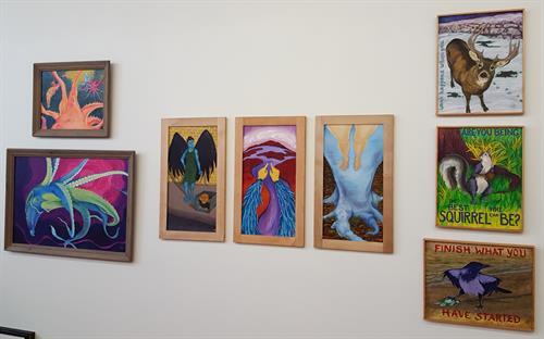 3 projects ny Helen Granger