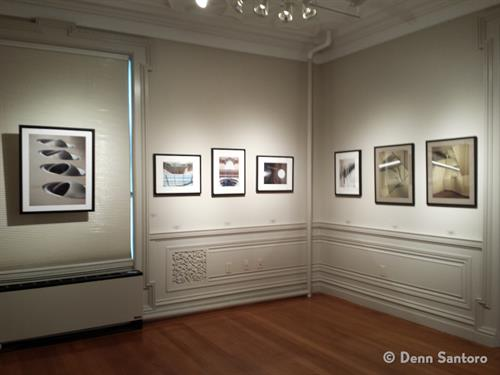 Images from my Museum Pieces project at The Alexey Von Schlippe Gallery in CT