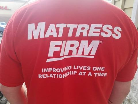 Mattress Firm Improving Lives One Relationship at a Time.