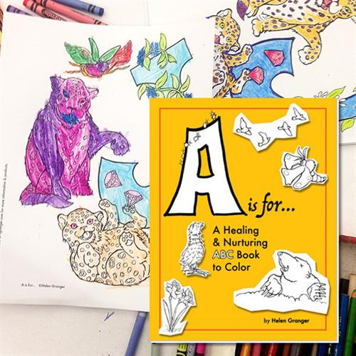 A is For... Coloring book