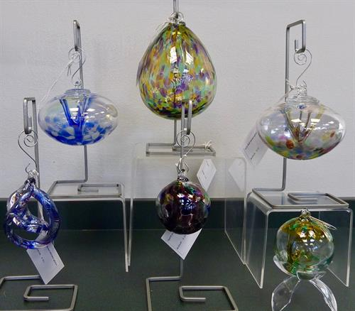 affordable blown glass ornaments