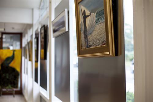 Award winning paintings