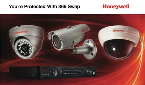Honeywell cameras