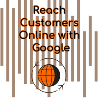 Reach Customers Online with Google  VIRTUAL Workshop