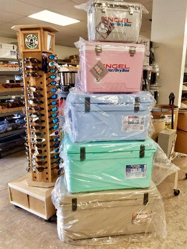 We carry Engel brand cooler - best prices in town - below MSRP!
