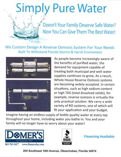 Tired of buying bottled water?