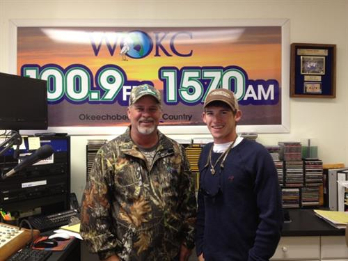 Billy Dean with Kyle Monti