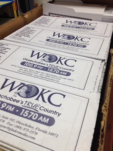 WOKC has maps of the surrounding areas FOR FREE!