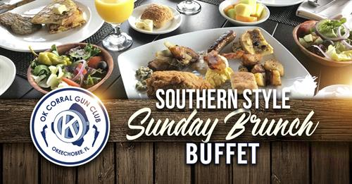 Sunday Brunch Southern Style 11AM - 3PM