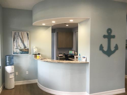 Anchor Dental commerical build out