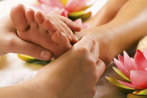 Foot masssage, Reflexology, Foot Scrubs