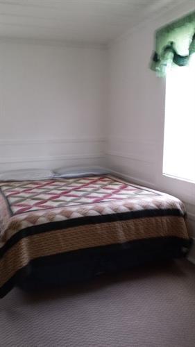 Cabin #1 Bedroom