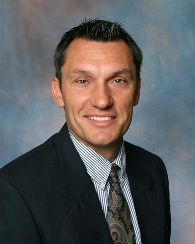 Brendan Pritchard, Vice President