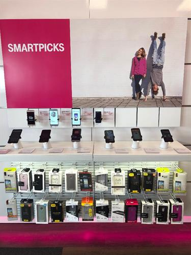 T-Mobile offers smart pick devices which means good or bad credit this will allow to walk out of the store with a device in your hands.