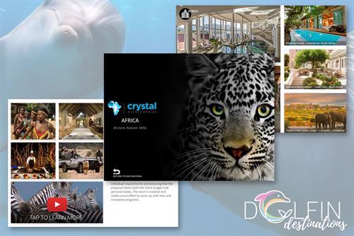 Branding Presentation for Orlando DMC Company