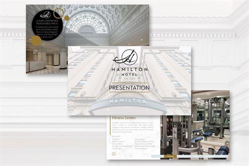 Branding Presentation for Hotel in DC