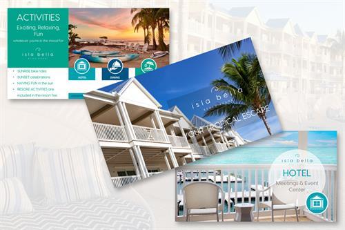 Branding Presentation for Hotel in Florida Keys