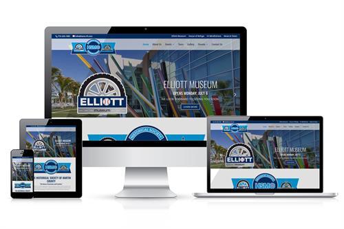 Designed Website for hsmc-fl.com
