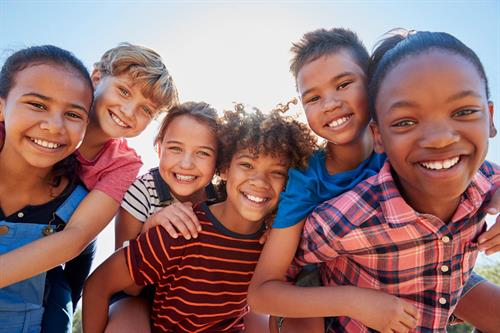A child having an advocate volunteer improves their education, moral and over quality of life.