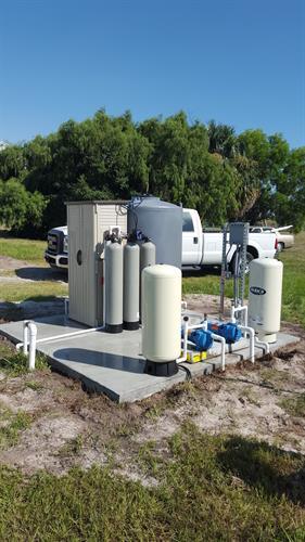 Custom Whole House Reverse Osmosis System