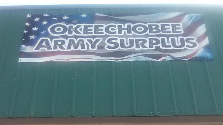 Okeechobee Army Surplus