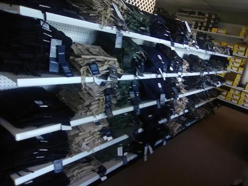 Variety of Color BDU Pants Starting at $28.95