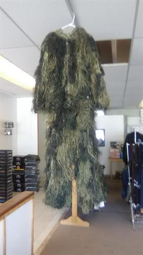 Adult & Kids Ghillie Suits $86.95 and $69.99
