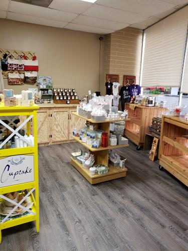 We have a wide variety of items handmade right here in the Lake Okeechobee area.