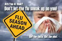 Say Boo to the Flu! Get your Flu Shot