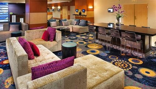 Doubletree Hotel Lobby