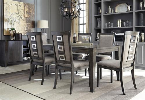 Contemporary Dining Elegance