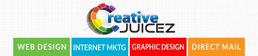 Creative Juicez - Graphics • Web • Print