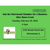 Business After Hours - Big Frog Custom T-shirts & More