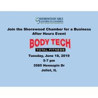 Business After Hours - Body Tech Total Fitness