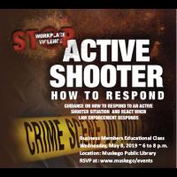 Active Shooter Response Class