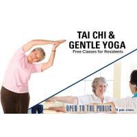 Tai Chi & Gentle Yoga Class