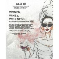 GLO Salon, Spa, & Tan's Women, Wine, & Wellness Event