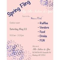 Spring Fling at GLO Salon & Spa