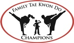 Family Tae Kwon Do Champions