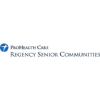 Community Announcement ProHealth Care Regency Senior Communities