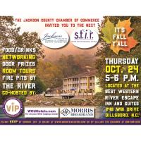 S.T.I.R. - 2019 Best Western River Escape Inn and Morris Broadband