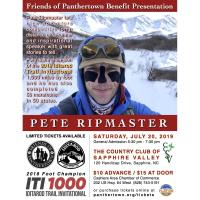 Friends of Panthertown Benefit