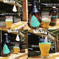 Balsam Falls Brewing Co - Sylva