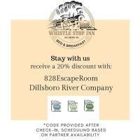 Whistle Stop Inn - Dillsboro
