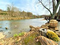 Laurel Bush Riverfront Cabins - Sylva